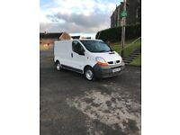 2004 traffic 1.9 cdti psv July ex renault parts van well looked after take small trade in