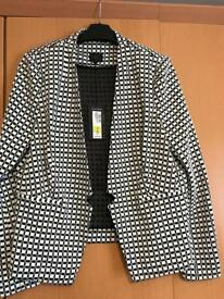 NEW M&S jackets size 16
