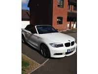 BMW 1 series convertible 118d Sport Plus edition