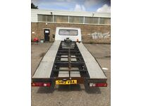 MERCEDES SPRINTER TRANSPORTER RECOVERY TRUCK 16FT BEAVERTAIL