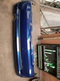 Renault Clio 172 rear bumper