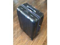 Large 4-Wheel Suitcase - Travel Luggage