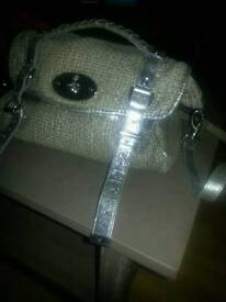 Mulberry bag Alexa woven Used