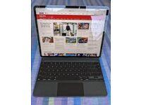 """2020 iPad Pro 12.9"""" 4th gen 512GB WiFi & Cellular and iPad Magic Keyboard"""