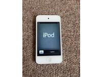 iPod 4th Generation (32 GB) Scratched