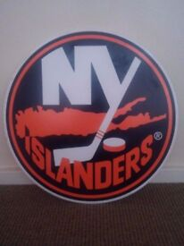 """NHL & NBA WOODEN PLACQUES PAINTING ON THE WALL 9"""", 18"""", 24"""""""
