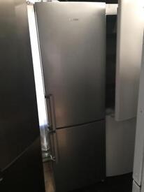 Samsung silver good looking frost free A-class fridge freezer cheap