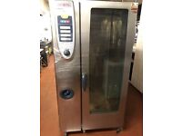 Rational SCC 20 Grid Electric 3 phase Electric Combi Oven