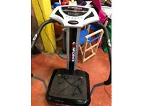 Exercise Confidence Fitness Pro Vibration Plate