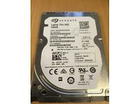 Seagate7200RPM 500GB thin laptop HDD