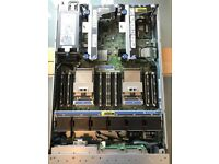 HP PROLIANT DL380P G8 GEN 8 SERVER XEON 2.0GHZ 32GB 300GB SAS