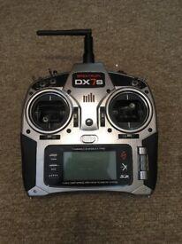 Spektrum DX7s Transmitter (inc charger)