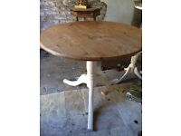 Pine Table Solid Antique Pine