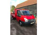2011 Ford Transit Tipper t350 ,2.4tdci ,140ps