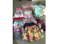 Bundle Girls Clothes (age 7-9 years)