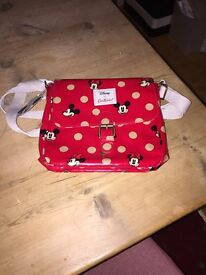 Disney X Cath Kidston Mickey and Minnie Mouse mini satchel - SOLD OUT EVERYWHERE