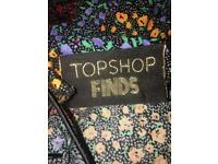 Topshop vintage size 8