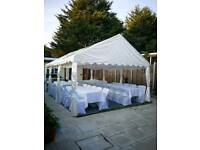 Party tents, tables and chairs for hire in Bournemouth and surrounding areas.