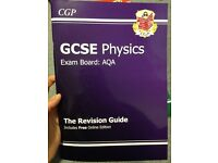 *Brand New- GCSE Science (Biology, Chemisty and Physics) CGP revision guides
