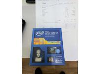 INTEL 5930K 3.50GHz socket 2011-v3 RETAIL CPU