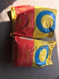 Blue Circle Postcrete 2 x 20kg Bags