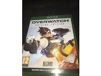 Over watch Xbox One