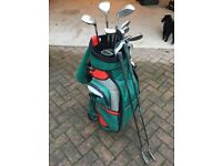 Hippo Masters GL golf clubs
