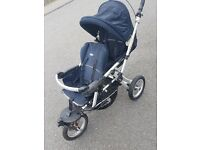 Jane powertwin pro pushchair in a very good condetion from none smoking house