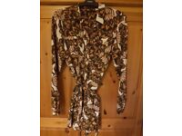 Womens river island playsuit
