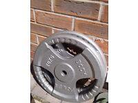 20 kg weights plates