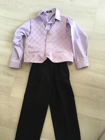 Boy's suits set for 4years old