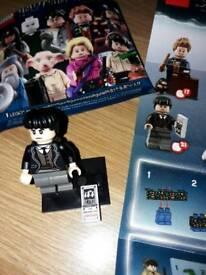 Lego fantastic beasts minifigure