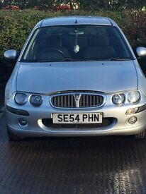 ROVER 25 FOR SPARES OR REPAIRS 2.0l Turbo Dielsel just under 80000 miles