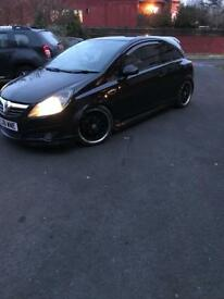 Vauxhall Corsa d for sale or swap