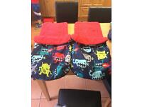 Monster cosatto cosy toes pair