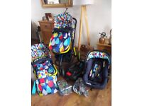 Travel System, Cosatto Giggle 2 **Immaculate**