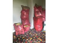Free bags of good thick insulation clean