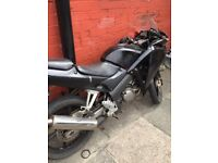 CBR125 for sale or swap