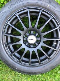 Suzuki Swift Alloy Wheels