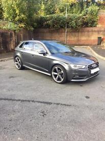 2013 Audi A3 sline