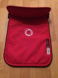 Red Bugaboo Cam 3 Apron