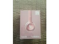 Brand new sealed Beats Solo 2 wireless headphones - Rose Gold Special Edition