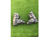 NORDIC ski boots - worn once - size 260-265 (UK size 8-8.5)