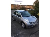 Nissan Micra automatic+1.2 petrol+5dr hatcback+2006 model-part exchange welcome