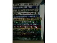 Guinness world records 1998 to 2013