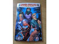 Scooby Apocalypse volume 1 (scooby-doo DC graphic novel) comic issues #1-6