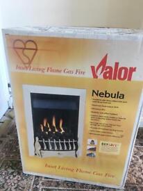Valor nebula gas fire