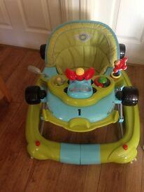 My Child Car Baby Walker