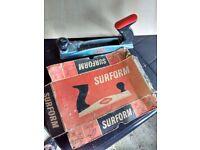 Surform rasp