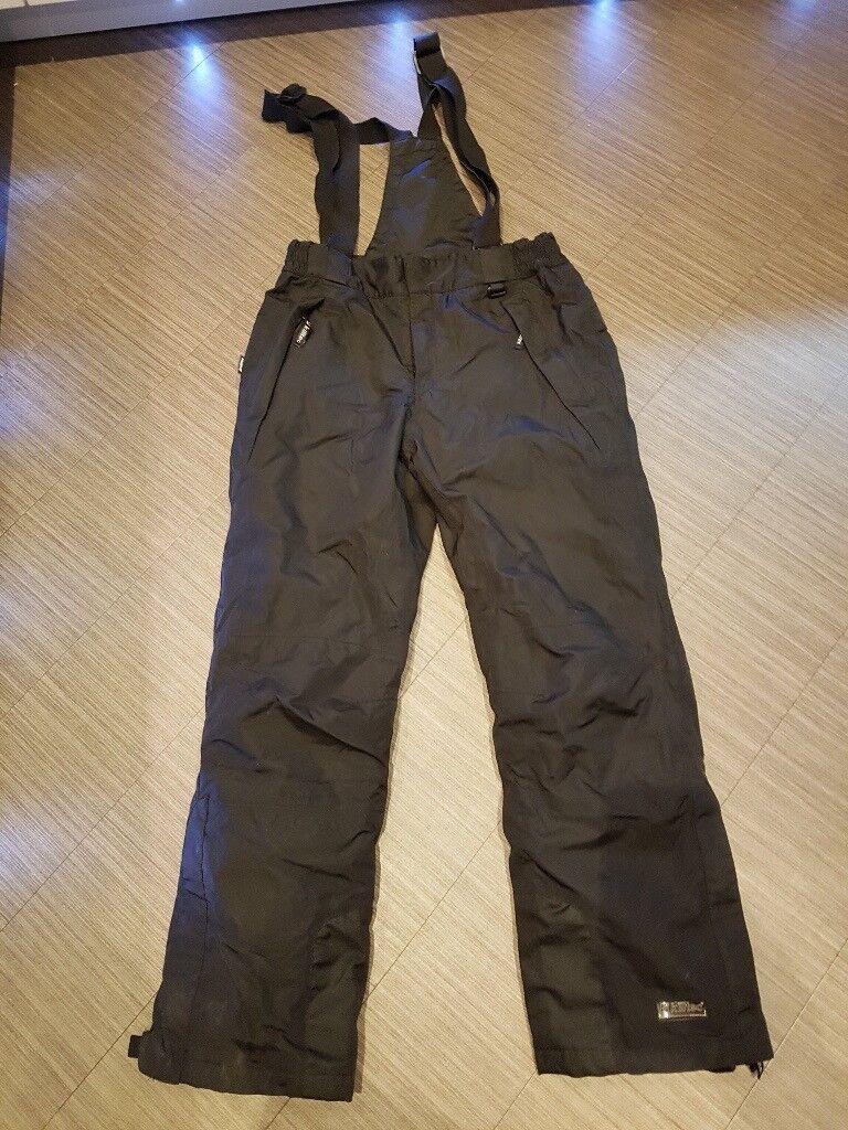 Killtec Ski Snowbaord Pants/Salopettes - Adult Size Medium
